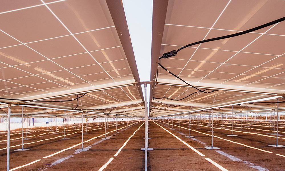 Peg solar panels