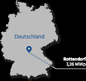 Solarkraftwerk Rottendorf